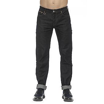 Men's Black Care Label Jeans
