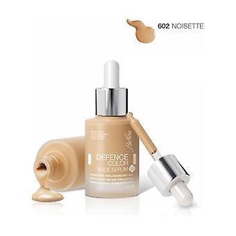 Defense Color Nude Serum R3 602 Hazelnut 30 ml