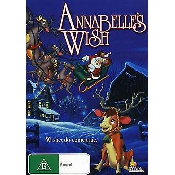 Randy Travis - Annabelle's Wish [DVD] USA import