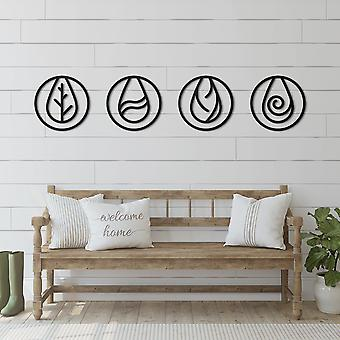 Four Elements Kashi Wall Art