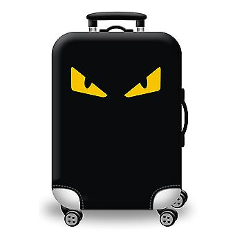 Sparkling Eye Luggage Suitcase Cover