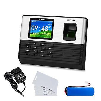 Tcp/ip Wifi, Biometric Fingerprint, Time Attendance System Machine