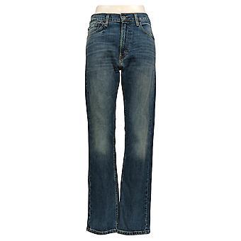ليفي & apos;s الرجال & apos;ق نحيل الجينز 31x32 كلاسيك جيبي الأزرق