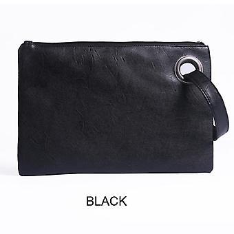 Cuir sac d'embrayage femme's