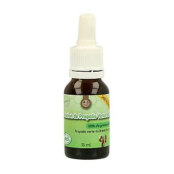 Organic propolis solution without alcohol 15 ml