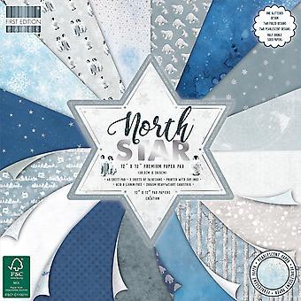 Première édition North Star 12x12 Inch Paper Pad