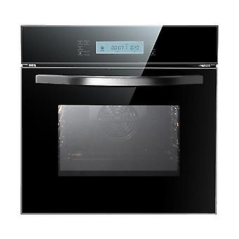 S58y Embedded Household Stainless Steel Electric Oven  Multi-function Large