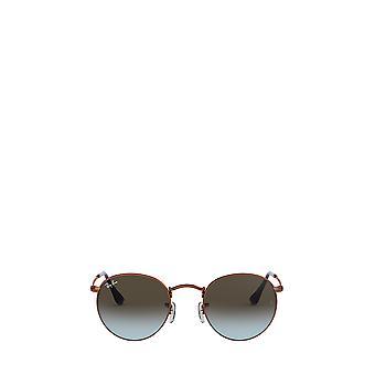Ray-Ban RB3447 dark bronze unisex sunglasses