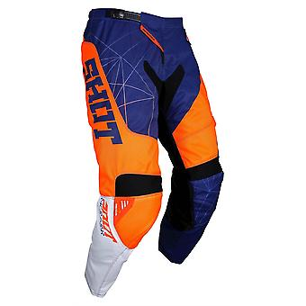 Shot Contact Infinite Orange Adults MX Pants