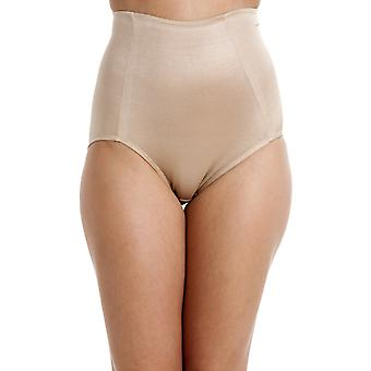 Camille Two Pack Beige Full Support Shapewear Briefs