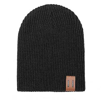 Adjustable Woolen Knitted  Warm Cap