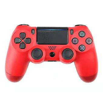 Wireless Game Console DualShock Bluetooth Controller For Sony PS4 Playstation 4 Red