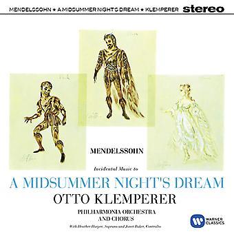 Mendelssohn / Klemperer, Otto - Midsummer Night Dream [CD] USA import