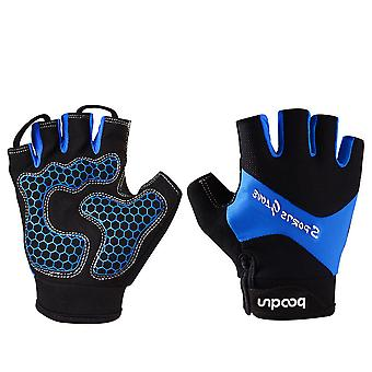 Silicone non-slip cycling gloves B14