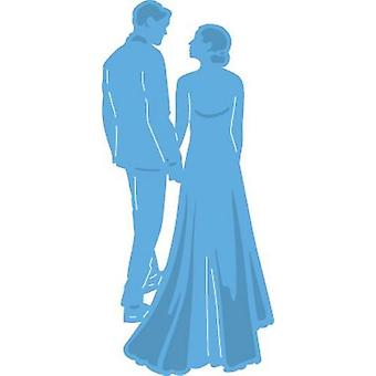 Marianne Design Creatables Cutting Dies - Tiny's Wedding LR0427
