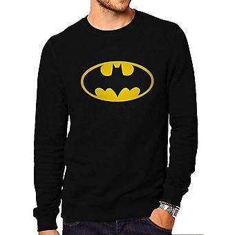 Batman Unisex Adult Logo T-Shirt