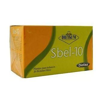 Dietkum Sbel 10 20 units
