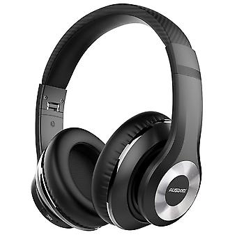 Bluetooth Wireless Headphones Active Noise Cancelling Foldable Headset