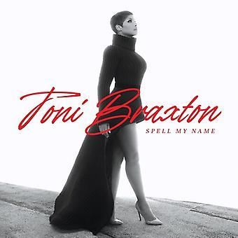Braxton,Toni - Spell My Name [Vinyl] USA import