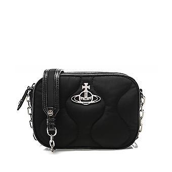 Vivienne Westwood Accessories Camper Vegan Camera Bag