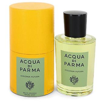 Acqua Di Parma Colonia Futura Eau De Cologne Spray (unisex) By Acqua Di Parma 3.4 oz Eau De Cologne Spray
