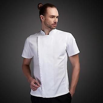 Summer Kitchen Cooking Jacket Ravintola Hotel Cafe Barber Shop Tarjoilijan univormu