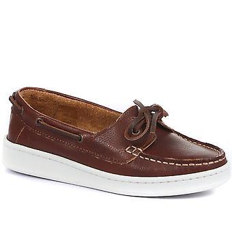 Barbour Womens Miranda Boat Shoe