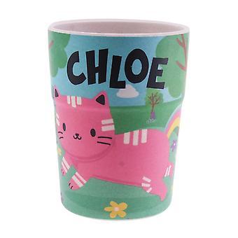 History & Heraldry Bamboo Crew Beaker Kittens Chloe