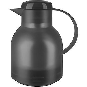 FengChun Samba Isolierkanne 509821 | 1 Liter | Quick Press Verschluss | 100% dicht | 12h heiß, 24h