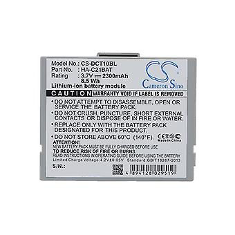 Cameron Sino Dct10Bl Battery Replacement For Casio Barcode Scanner