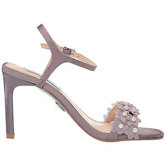 Betsey Johnson Womens Snow Peep Toe Casual Ankle Strap Sandals