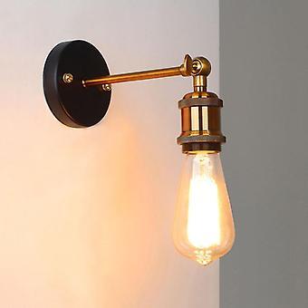 Gerui Vintage Industrial Iron Steerable Wall Lamps