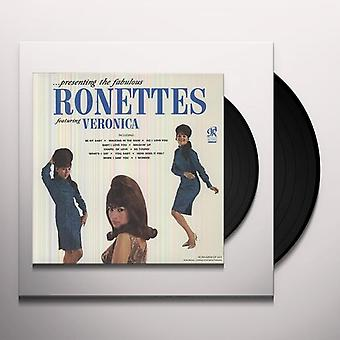The Ronettes Featuring Veronica - Presenting The Fabulous Ronettes Featuring Veronica Vinyl