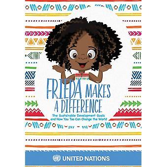 Frieda maakt het verschil door Verenigde Naties