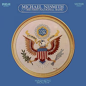 Michael Nesmith & The First National Band - Magnetic South Limited Edition Vinile chiaro