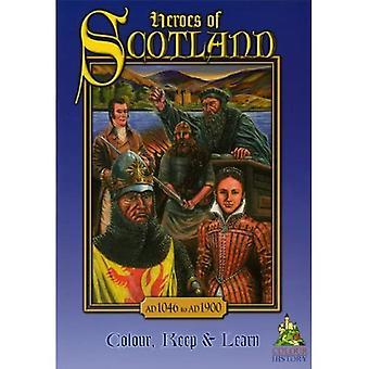 Scottish Heroes (Farbe, Behalten & Lernen)