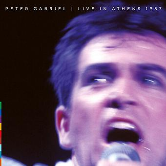 Gabriel,Peter - Live In Athens 1987 [Vinyl] USA import