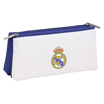School Toilet Bag Real Madrid C.F. Blue White