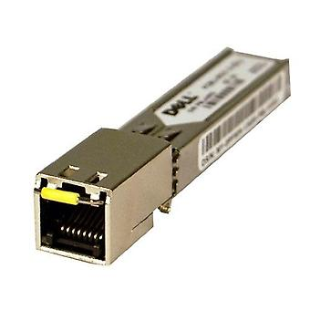 DELL 407-10439, Copper, 1250 Mbps, SFP, IEEE 802.3ab,IEEE 802.3z, 1000BASE-T,