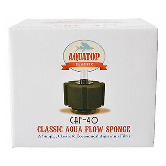 Aquatop CAF Classic Aqua Flow Sponge Filter - CAF-40 - (40 Gallons)