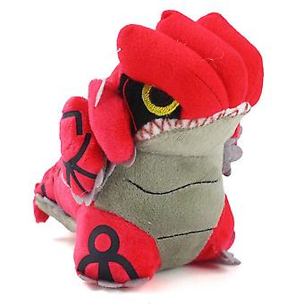 Groudon Plüsch Spielzeug Puppe 14cm