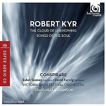 Kyr / Gomez/ Farwig - Cloud of Unknowing Songs of the Soul the Singer's [SACD] USA import