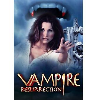 Vampire Resurrection [DVD] USA import