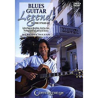 Blues Guitar Legends - Blues Guitar Legends [DVD] USA importieren