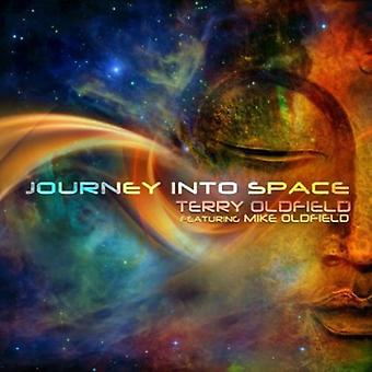 Terry Oldfield - Journey Into Space [CD] USA import