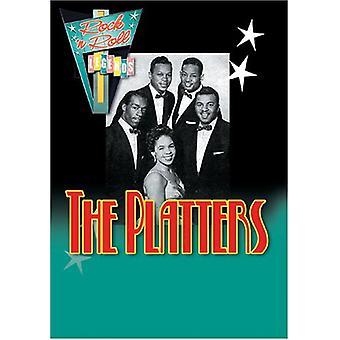 Importer des Platters - les plateaux avec des invités spéciaux les grillons + Lenny Welch [DVD] é.-u.