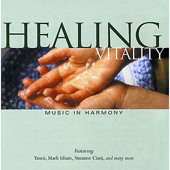 Healing: Vitality - Healing: Vitality [CD] USA import