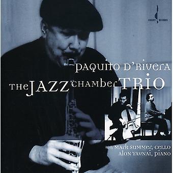 Paquito D'Rivera - Jazz Chamber Trio [CD] USA import