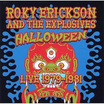 Roky Erickson & the Explosions - Halloween [CD] USA import