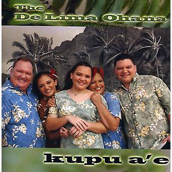De Lima Ohana - Kupu a'E [CD] USA import